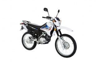 XTZ 125 BLANCA