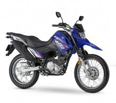 XTZ 150 AZUL