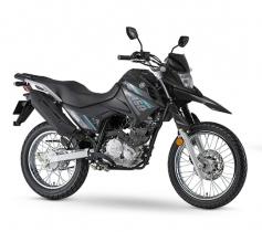 XTZ 150 NEGRO
