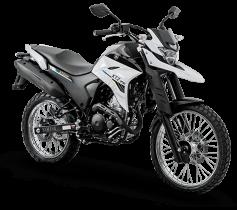 XTZ 250 BLANCO